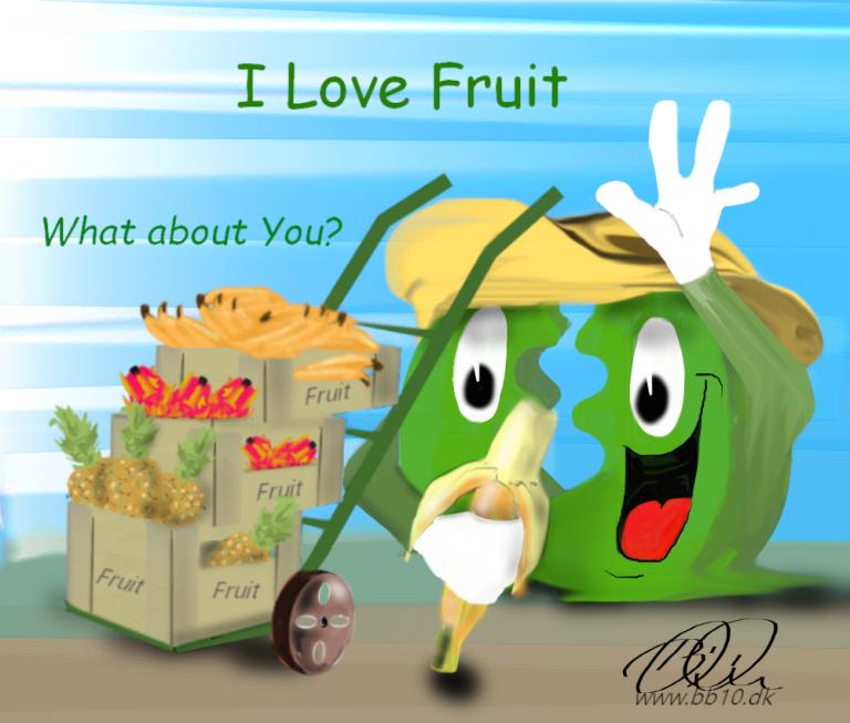 Fruitwagon