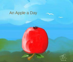 an apple a day