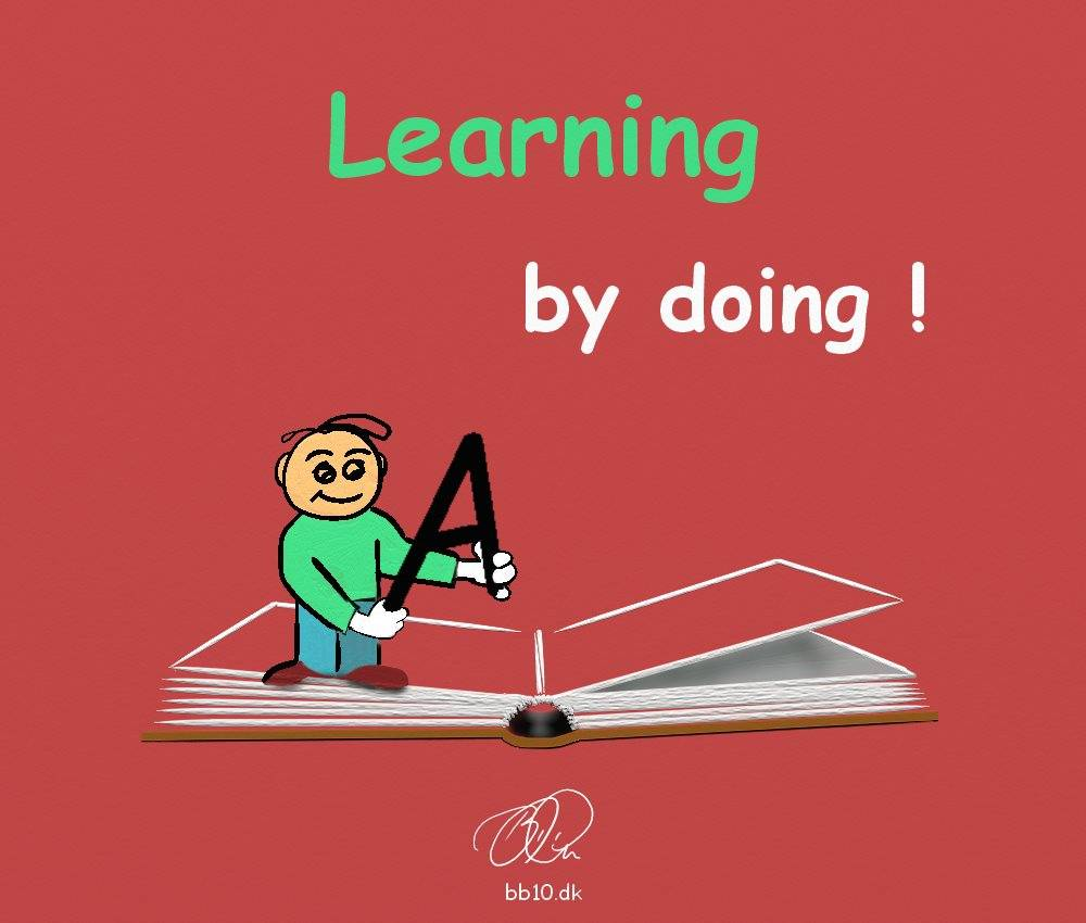 Learning by Doing LEGO