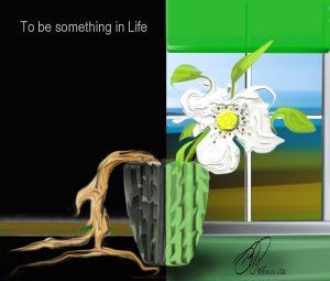 To be Something