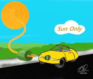 Solar Cars Ev Obsession