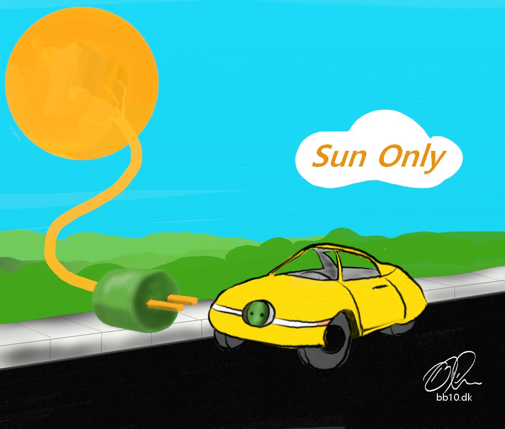 Sun Only EV Obsession