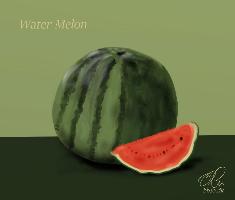 Fun facts about Watermelons