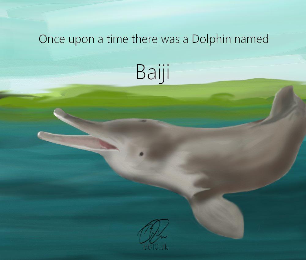 Dolphin Baiji