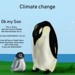Climate Change Penguins