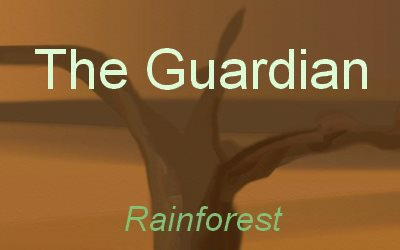 Article Rainforest end The Guardian