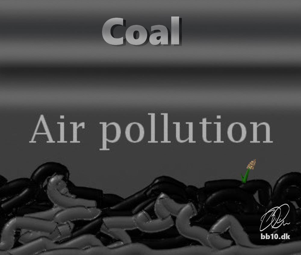 air pollution coal World Coal Association