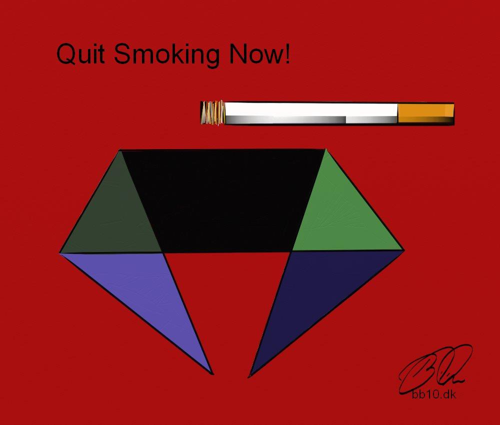 Quit smoking Now Smoke free