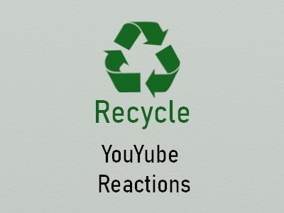 Article Recycle Reactions