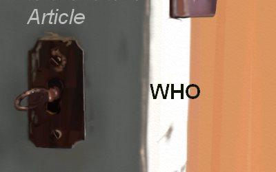 Behind the Door WHO