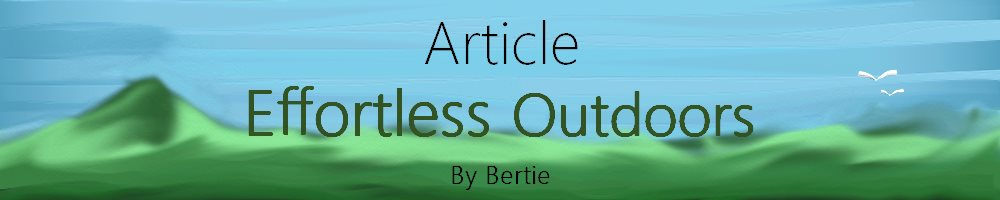 Article Effortless Outdoors