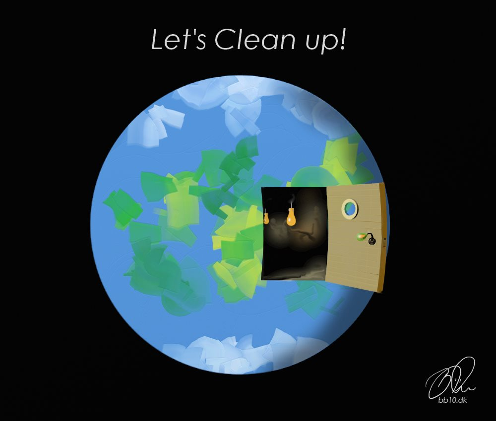 Let's Clean Up
