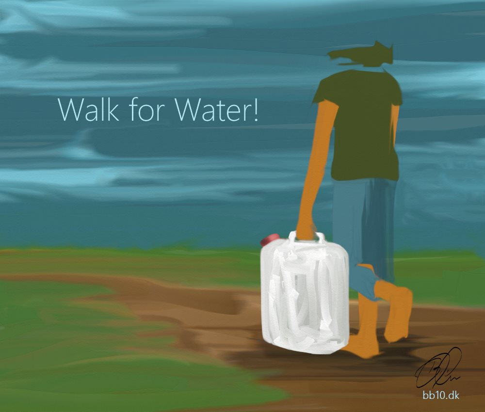 Walk for Water Water Organisation