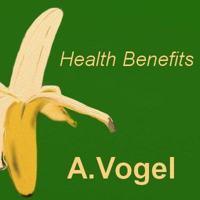 A Vogel Health Benefits Bananas