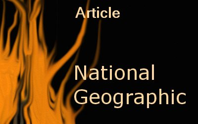 Amazon Burning National Geographic