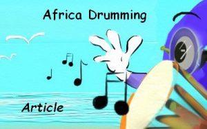 Africa Drumming