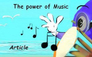 The power of Music Pinterest