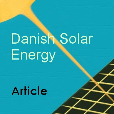 Solar Power Danish Solar Energy