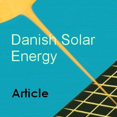 Danish Solar Energy