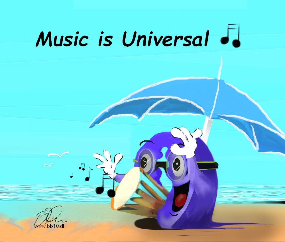 Music is Universal Spotify