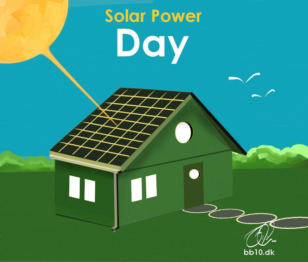 Solar Power Light