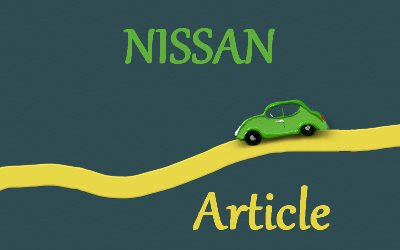 Electric cars Nissan