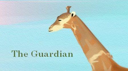 The Guardian Giraffes endangered