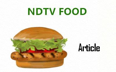 Junk Food NDTV FOOD