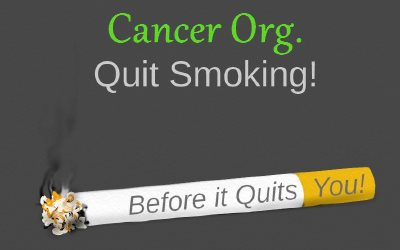 Quit Smoking Cancer Org.