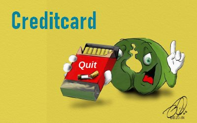 Quit Article Creditcard