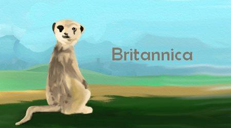Suricate Britannica