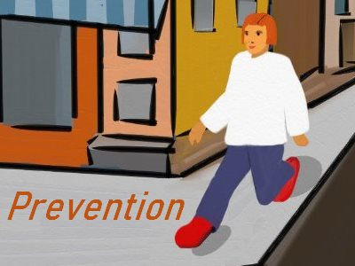 Walking Prevention