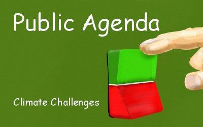 Public Agenda Globalwarming