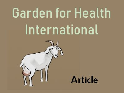 Garden For Health International
