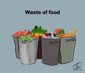 Waste of Food