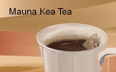Cup of Tea Mauna Kea Tea