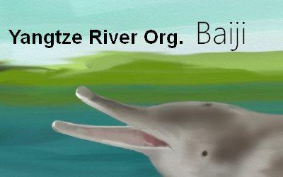 Dolphin Baiji Yangtze River Org.