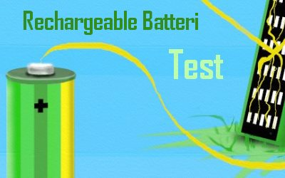Rechargeable battery Test