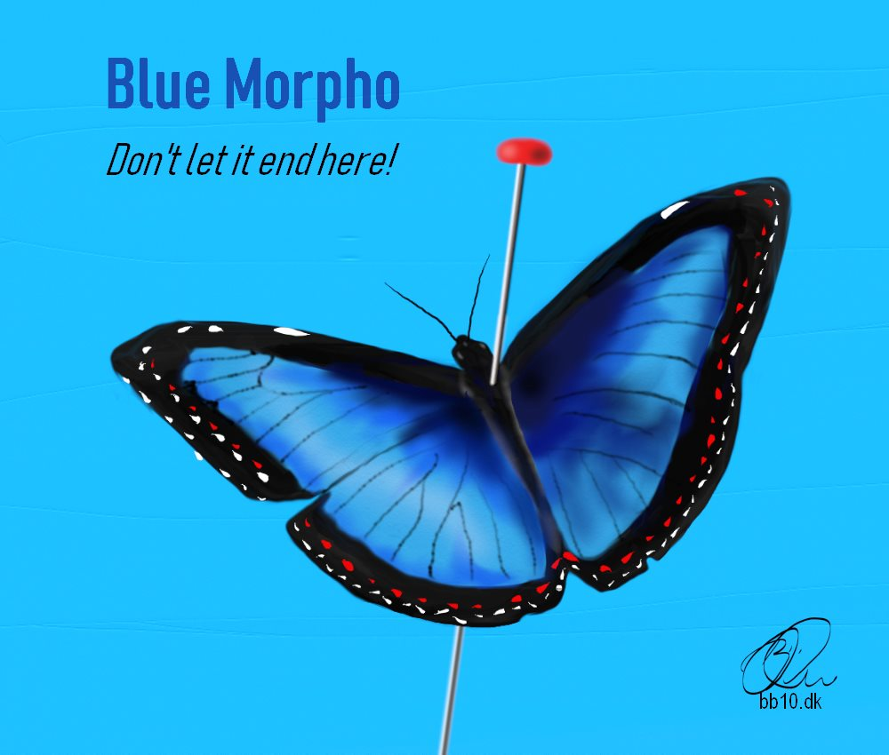 Butterfly David Suzuki