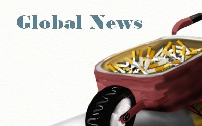 Global News Cigarette butts Ocean pollution ban