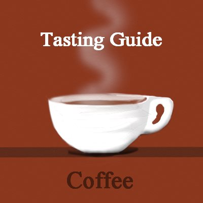 Starbuks Coffee Tasting Guide
