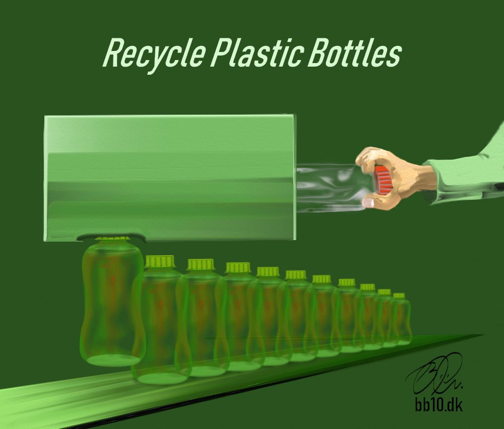 Recycling Plastic Bottles National Geographic