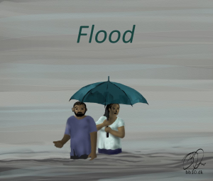 When floods occur
