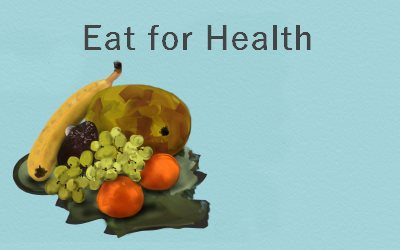 Article Eat for Health