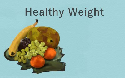 Fruit Healthy Weight