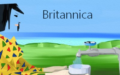 Without Water Britannica