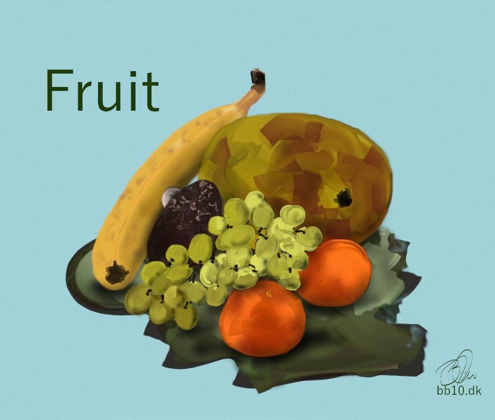 Fruit Taste of Home