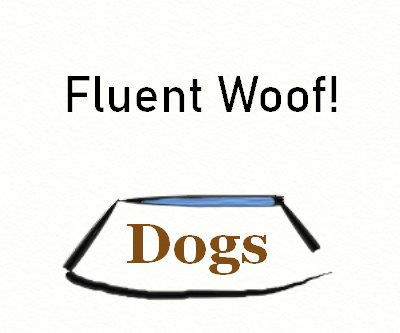 Article My Dog Fluent Woof