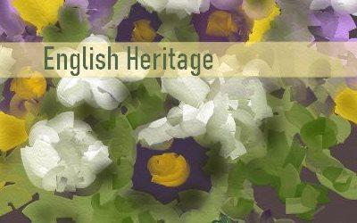 Flowers English Heritage