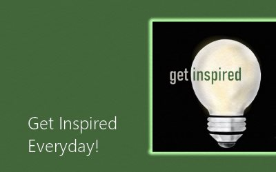 Get Inspired Everyday
